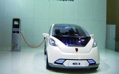 新能源汽车冷却循环