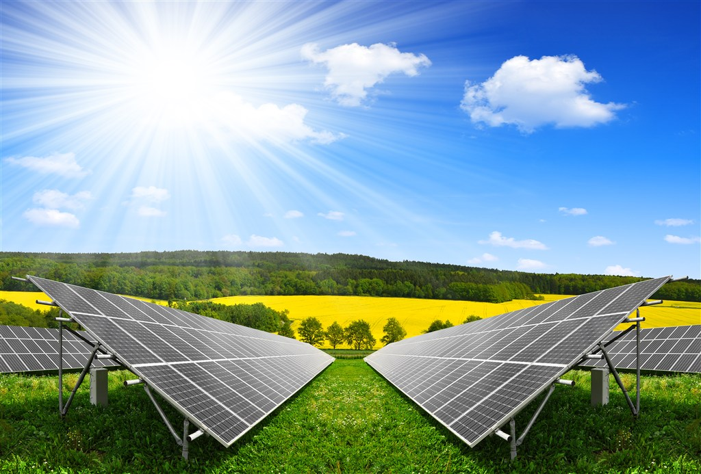 太阳能水循环